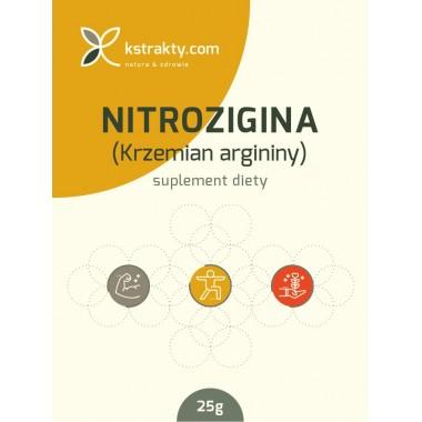 Nitrozigina (Krzemian argininy)