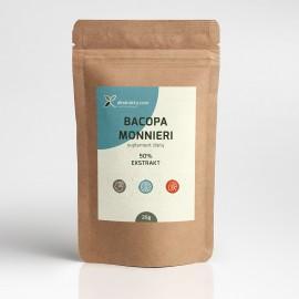 Bacopa monnieri 50% ekstrakt