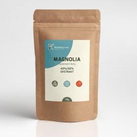 Magnolia ekstrakt 40% honokiol + 50% magnolol