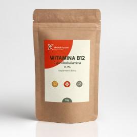 Witamina B12 0,1% (Cyjanokobalamina)